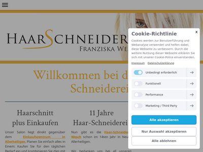Haarschneiderei Franziska Wesch