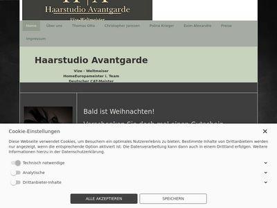 Haarstudio Avantgarde