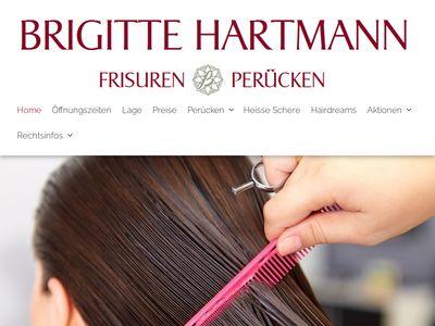 Brigitte Hartmann Frisuren und Perücken