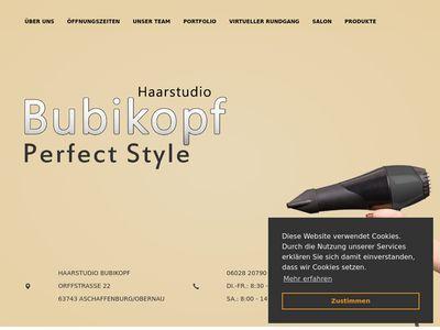 Haarstudio Bubikopf