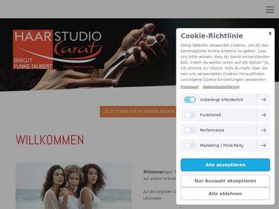 Haarstudio Carat Wittenberg