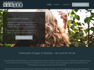 Haarstudio Hunger