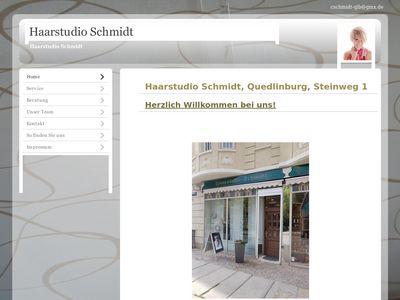 Haarstudio Schmidt Friseur