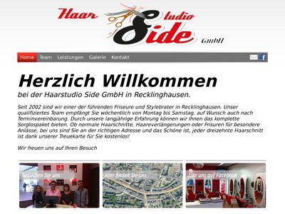 Haarstudio Side GmbH