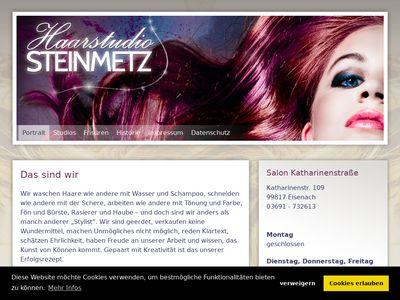 Steinmetz-Zlotowicz Steffi Haarstudio