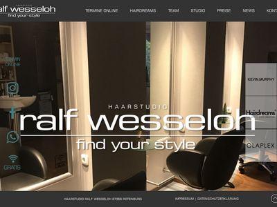 Haarstudio Ralf Wesseloh