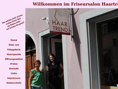 Ariane Wölber Friseur Haartrend