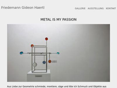 Friedemann Haertl Gold-u. Silberschmied