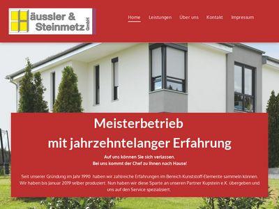 Häussler & Steinmetz GmbH