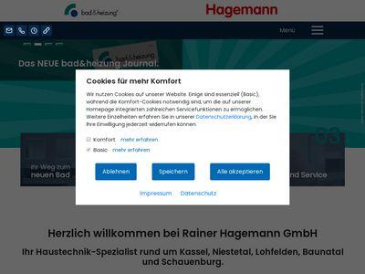 Bad & heizung Hagemann