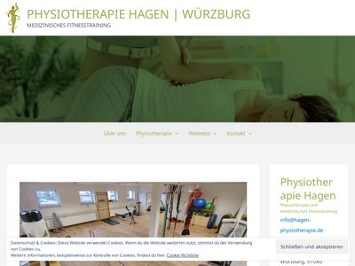 Florian Hagen Krankengymnastik-Praxis