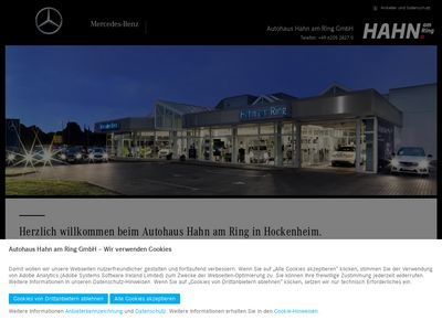 Autohaus Hahn am Ring