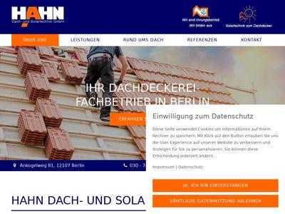 Hahn Dach- und Solartechnik GmbH