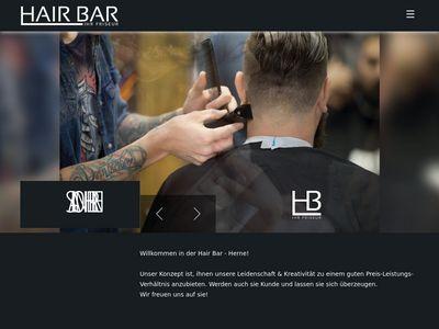Hair Bar Herne