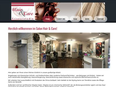 Hair + Care Friseurstudio