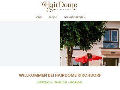 Hair - Dome Siebler