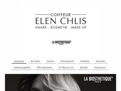 Hair Energy by Elen Chlis