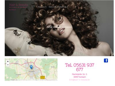 Hair-and-beauty service Limited