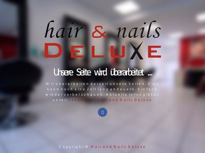 Hair + Nails Deluxe