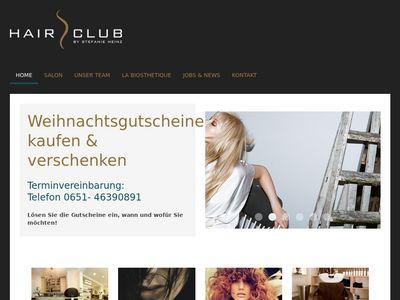 Hairclub by Stefanie Heinz TRIER