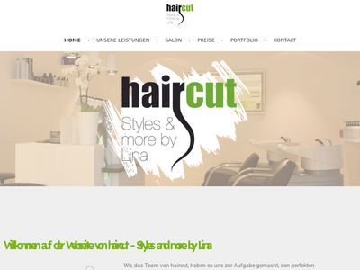 Haircut - Styles + more by Lina