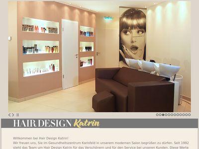 Friseur Hair Design Katrin