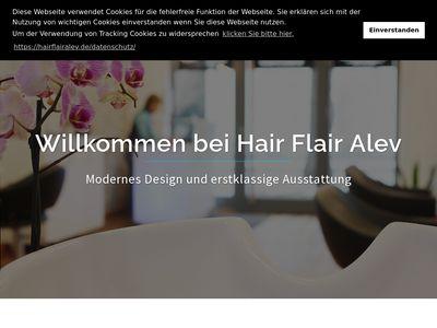 Hair Flair Alev