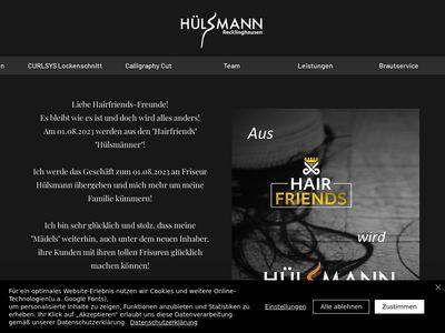 Hairfriends Petra Egeling e.K.