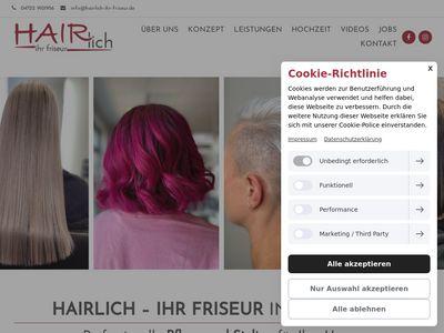Hairlich - Ihr Friseur