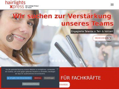 Hairlights Xpress - Mein Friseur in Korbach