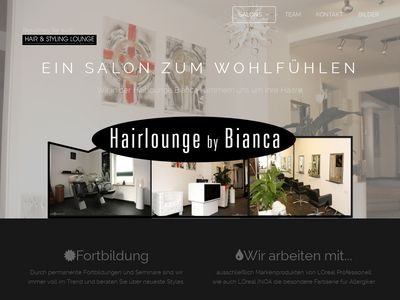Hairlounge by Bianca