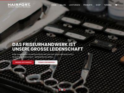 Marc Slengard HAIRPORT