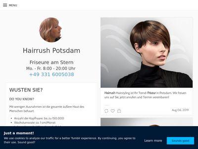 Hairrush Frisöre