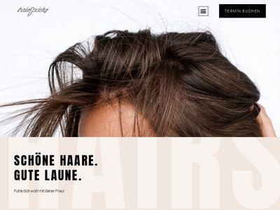Friseursalon Hairsociety