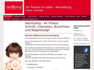 Hairstyling Halle