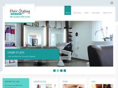 Hair Styling Studio