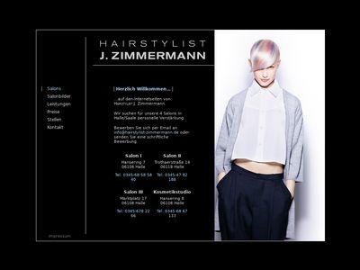 Hairstylist J. Zimmermann