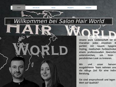 Salon Hairworld