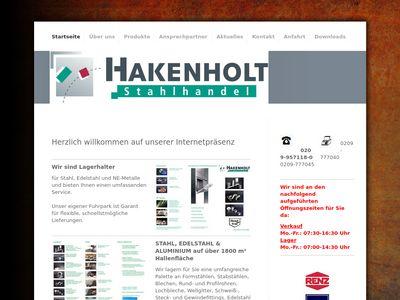 Hakenholt Stahlhandel GmbH