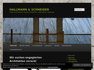 Hallmann & Schneider Freie Architekten