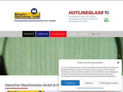 Hamacher Maschinenbau GmbH