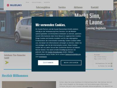 Autohaus Tino Hamacher GmbH