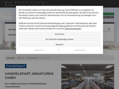 Handelspart Armaturen GmbH - Fachcenter