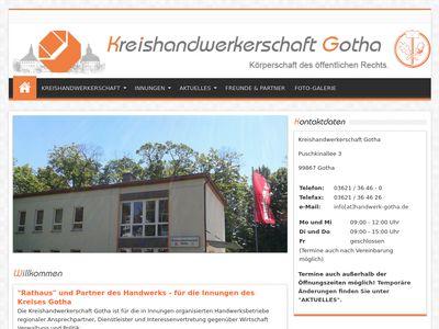 Kreishandwerkerschaft Gotha