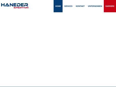 Haneder Spedition GmbH