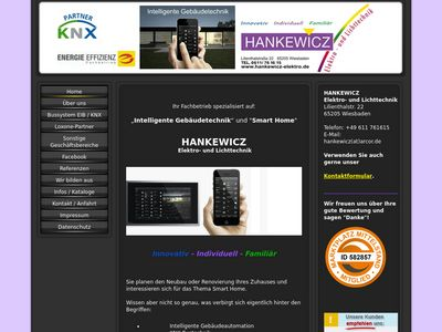 HANKEWICZ Elektro- und Lichttechnik