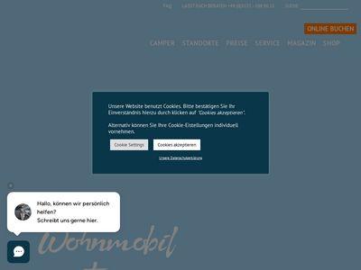 Hannes Camper GmbH - Standort Peine