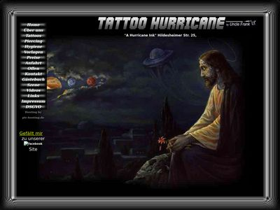 Tattoo Hurricane