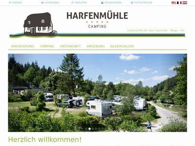 Camping Harfenmuhle