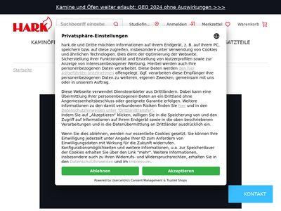 HARK Kamin- und Kachelofenbau Bielefeld